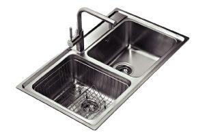 Chậu Rửa Inox Teka STAGE 2B 40108100